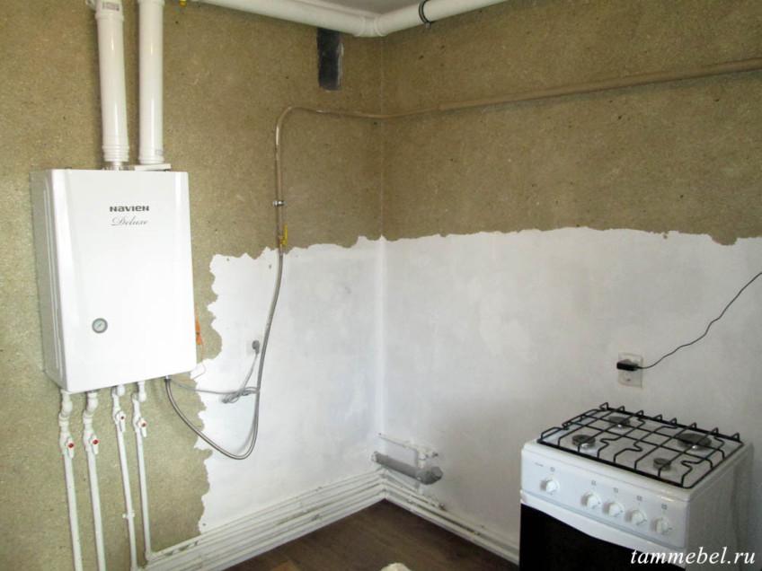 Установка небольшой кухни в Тамбове
