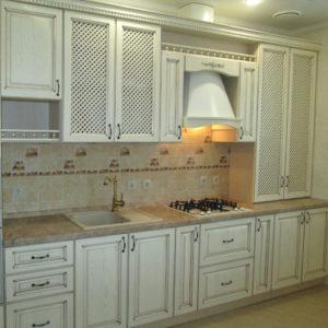 Кухня 041 — Массив